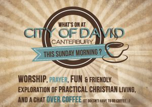 Coffee Mornings at City of David Church Canterbury